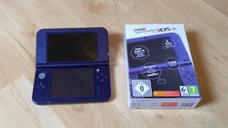 New Nintendo 3DS XL Handheld + Mario Kart 7   TEST REVIEW & UNBOXING