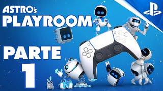 Vídeo Astro's Playroom