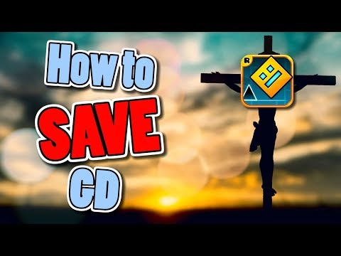 How To Save Geometry Dash
