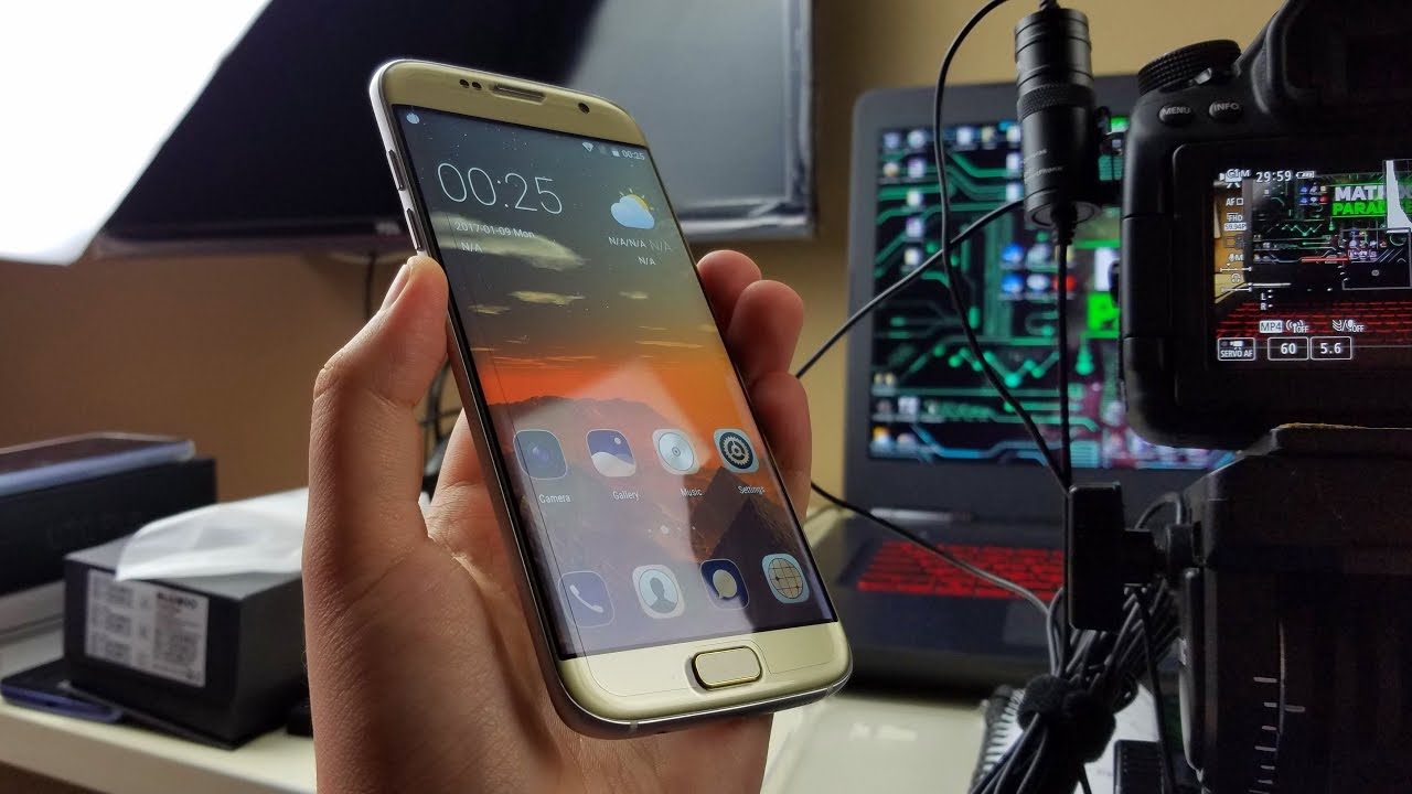 Samsung Galaxy S7 лучшая точная копия 8 ядер Сборка Корея - YouTube