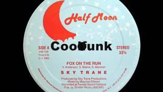 sky trane fox on the run 12 boogie funk 1983