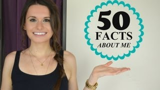 50 Facts About Me | Fablunch Thumbnail