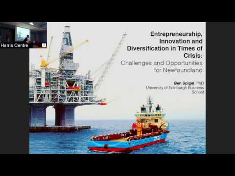 Entrepreneurship, Innovation, and Diversification During Times of Crisis: Challenges & Opportunities