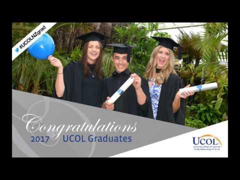 UCOL Graduation 2017 - Palmerston North