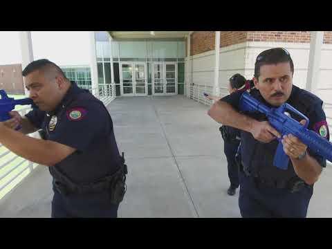 Active Shooter Training Laredo College
