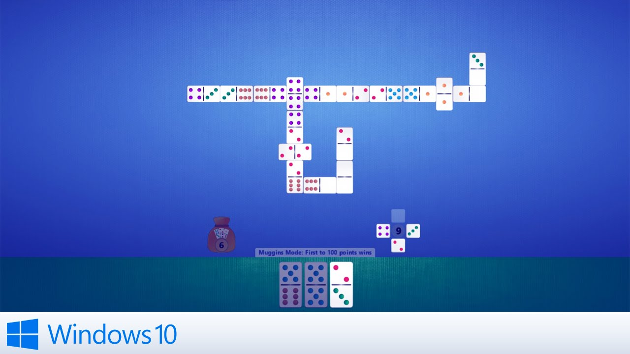 Domino Deluxe - Windows 10 - Game - YouTube