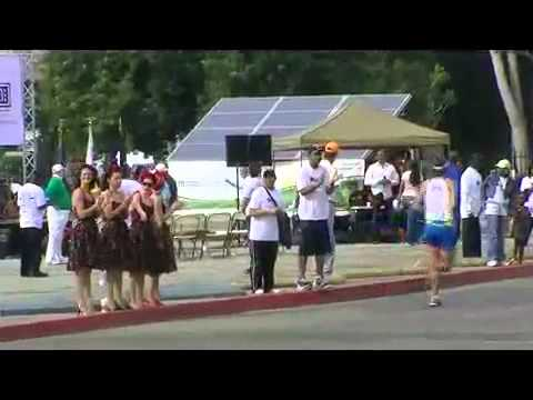 Pure Power Mobile Solar Power System @ LA Marathon.mov.mp4