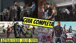 GTA ONLINE-COMO HACERTE MILLONARIO CON EL CLUB DE MOTEROS- GUIA COMPLETA ACTUALIZADO JULIO DE 2019