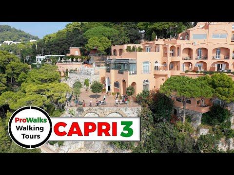Capri's Belvedere Tragara