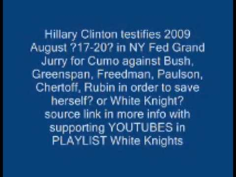 Hillary Clinton Testifies against Traitors 2009-8-17 to 20 part 1 of 7