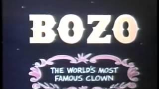 Bozo the Clown 1958 intro