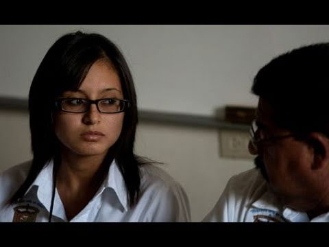 20 Year Old Female Police Chief In Violent Drug Cartel Town