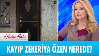 Eşini ihanetle suçlayan Zekeriya Özen'e ne oldu? -Müge Anlı ile Tatlı Sert 11 Ocak 2019