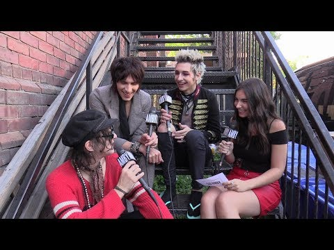 Interview with Palaye Royale Round Four  Fan Question Edition