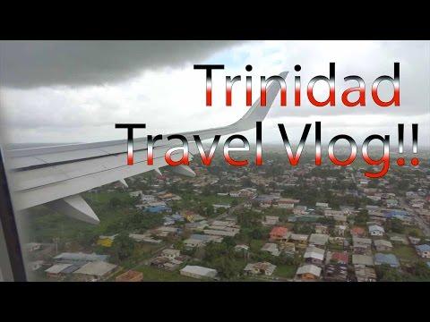 Trinidad Travel Vlog!!!