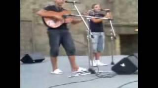 Fondo Flamenco en isla magica