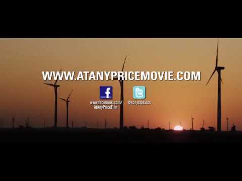 Movie Report At Any Price from YouTube · Duration:  4 minutes 1 seconds