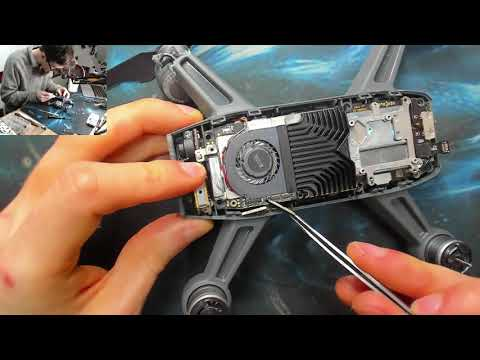 LFC#157 - DJI Spark Drone Repair - full strip and rebuild