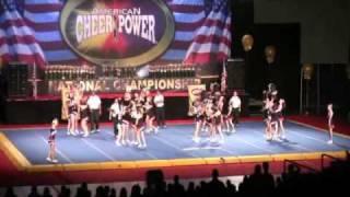 2009 cheer power northeast nationals bce pumas