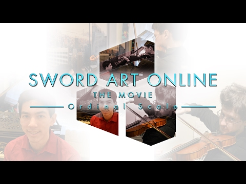 Sword Art Online the Movie: Ordinal Scale - LiSA - Catch the Moment (Piano, Violin cover + Sheet)
