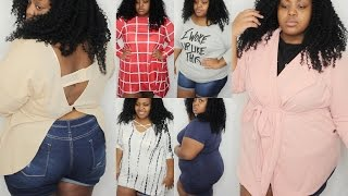 """Plus Size"" Try-On Haul 