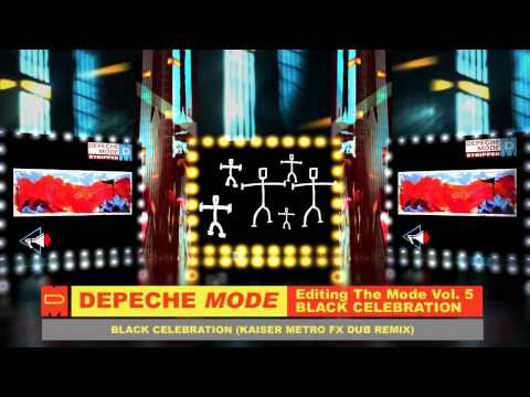 Depeche Mode - Black Celebration Live 101