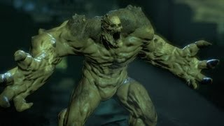 Batman Arkham City Final Part 38 Clayface Fight