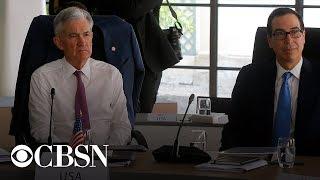 Watch Live: Powell, Mnuchin Testify Before Senate Banking Committee On Cares Act Progress