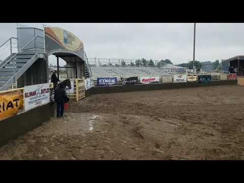 Morgan and Leroy high school rodeo