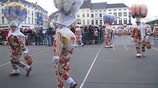 Aalst Carnaval 2018 - De Aalsterse Gilles