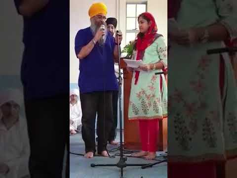 UNITED SIKHS Rishiwant Singh Remembered By His Father