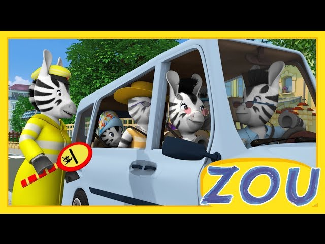 LA CIRCULATION 🛑 Dessins animés 2019 ➡️ Zou en Français