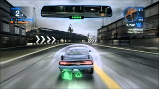 Blur (Xbox) 1v1 Beqo Mio Amor