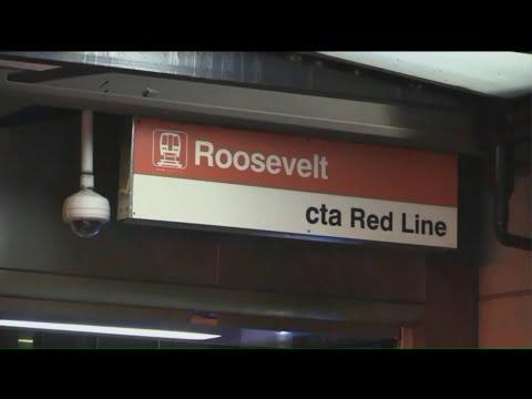 CTA employee stabbed on platform of Red Line station