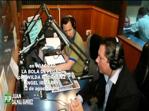 Lcdo. Juan Dalmau en WIAC 740