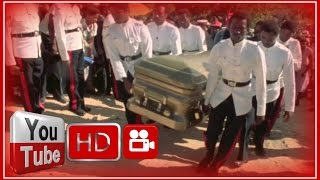 Bob Marley Funeral 11 May 1981
