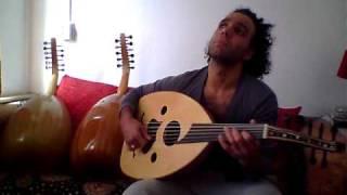 Oud Taqasim, Mohamed Ahaddaf