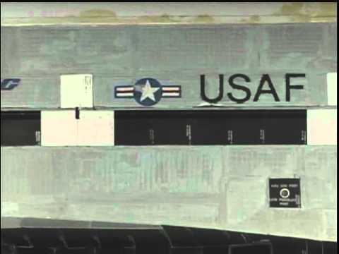 X-37B Landing at Vandenberg AFB
