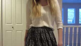 OOTD feat. the Bethany Mota Collection! Thumbnail