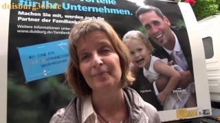 Die Familienkarte der Stadt Duisburg in der 3.Auflage - Infos von Gabi Priem