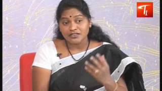 Interview With Mahila Rajyam President Shobha Rani - Part01