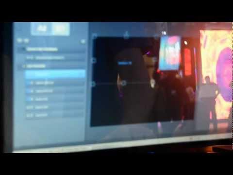 ArKaos Video Mapper: Multiple screens