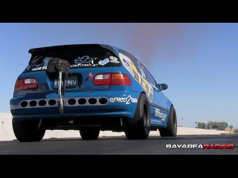Awd Turbo Civic Youtube
