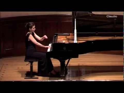 Ravel Valses nobles et sentimentales II Assez lent  Ivana Gavric Piano