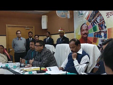 CM Raghubar das Ki janta Se Sidhi Baat  Full Programme