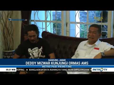 Ridwan Kamil Hadiri HUT Klub Motor XTC