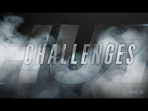 NHL 18 HUT: Starter Pack open + Challenges