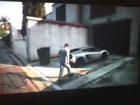 GTA V Pegassi Vacca location - YouTube