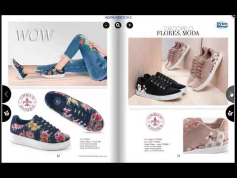 Catalogo Price Shoes Avances Vestir Casual 2017 2018