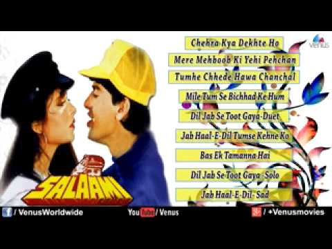 Salaami full song